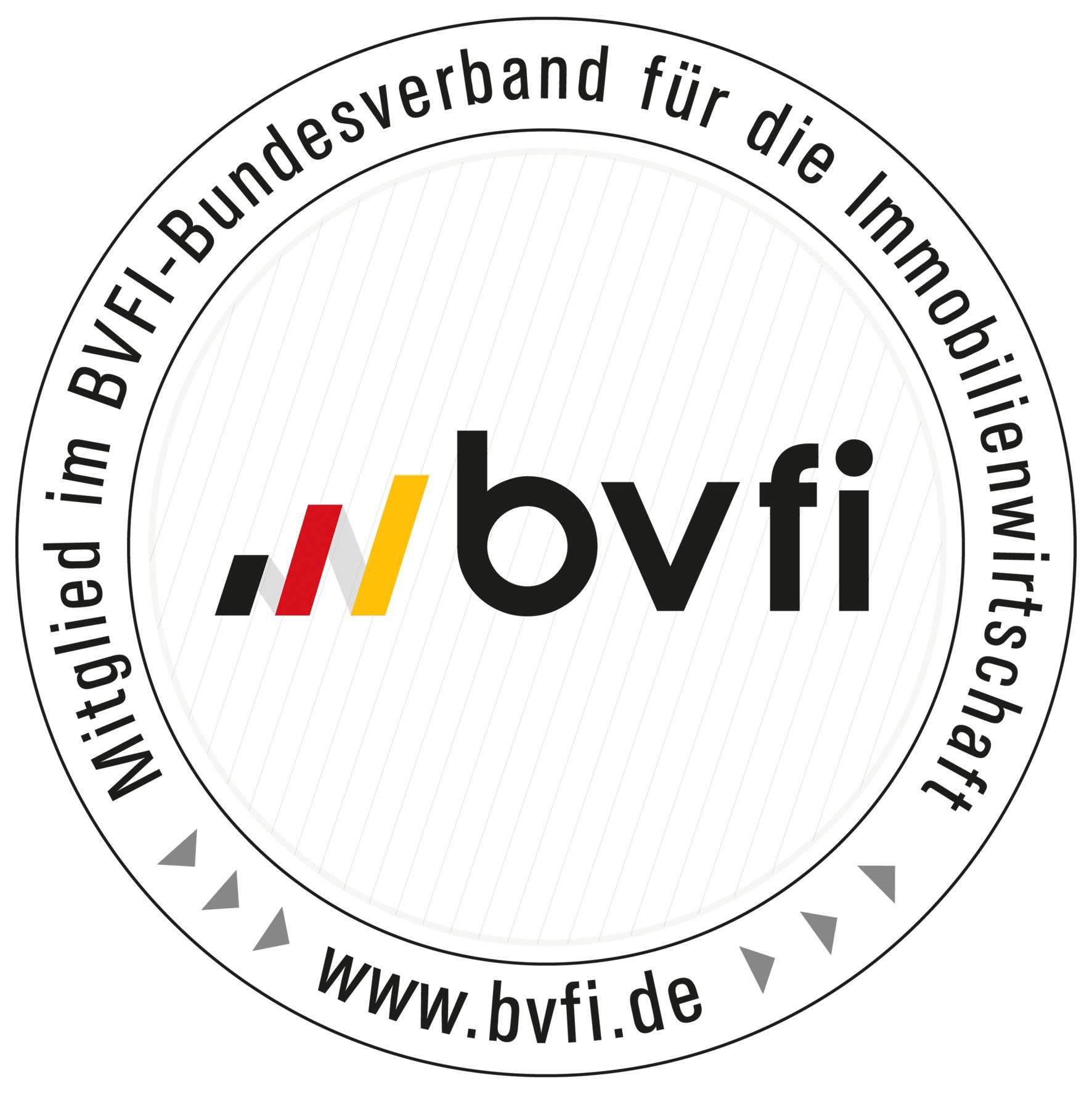 Mitglied im BVFI-Bundesverband für die Immobilienwirtschaft